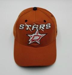 STARS Mens Cap (BROWN) (Free Size)