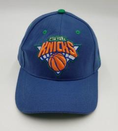 NEW YORK KNICKS Mens Cap (BLUE) (Free Size)