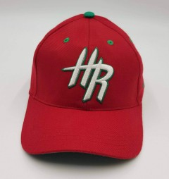 HR Mens Cap (RED) (Free Size)