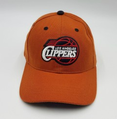 LOS ANGELES CLIPPERS Mens Cap (BROWN) (Free Size)