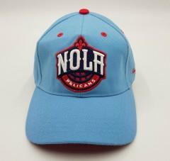 NOLA Mens Cap (LIGHT BLUE) (Free Size)