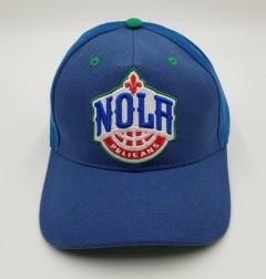 NOLA Mens Cap (BLUE) (Free Size)