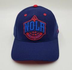NOLA Mens Cap (NAVY) (Free Size )