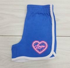 Girls Short (BLUE) (XS - S - M - L - XL)