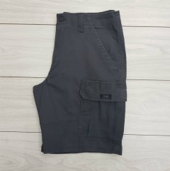 AXE Mens Relaxed Fit Short (BLACK) (32 to 42)
