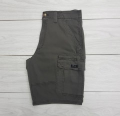 AXE Mens Relaxed Fit Short (DARK GRAY) (32 to 42)
