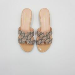 CLOWSE Ladies Sandals Shoes (APRICOT) (36 to 41)