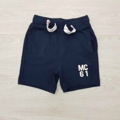 MC Boys Short (NAVY) (9 Months to 4 Years)