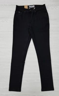 DENIM COMPANY Mens Jeans (BLACK) (34 to 40)