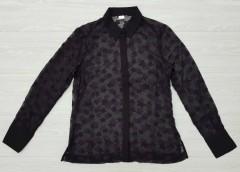 GENERIC Ladies Shirt (BLACK) (XXS - XS - S - M - L - XL - XXL)