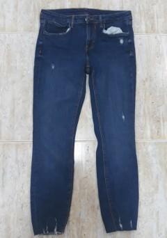 ZARA Ladies Jeans (BLUE) (26 to 34 EUR)