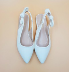 CLOWSE Ladies Shoes (WHITE) (36 to 41)
