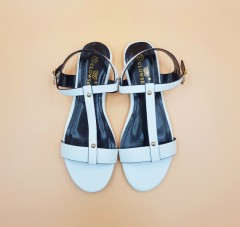 CLOWSE Ladies Sandals Shoes (WHITE) (36 to 41)