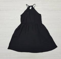 MANGO Ladies Dress (BLACK) (S - M - L)