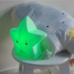GENERIC Creative Star Night Light (GREEN)