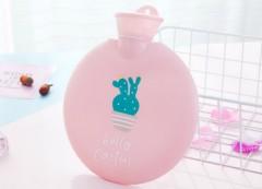 GENERIC Hot Water Bottle (PINK)