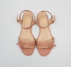 CLOWSE Ladies Sandals Shoes (NUDE) (38 to 41)