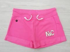 DECIMAS S.L.U Girls Short (PINK) (4 to 14 Years)