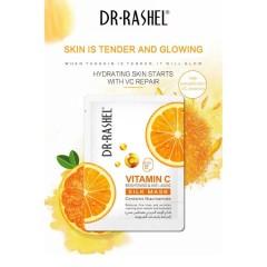 DR RASHEL l Skin Care Moisturizing Anti Aging Whitening Brightening Vitamin C Face Mask Set(MOS)