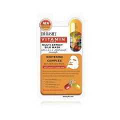 DR RASHEL Vitamin Abce multi - effect silk mask(MOS)