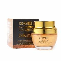DR RASHEL 24k Real gold Collagen day night creams face treatment anti wrinkle whitening cream skin care gel (MOS)