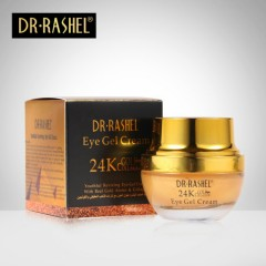 DR RASHEL eye gel cream 24k gold collagen(MOS)