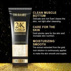 DR RASHEL 24K GOLD RADIANCE & ANTI-AGING CLEANSING GEL(MOS)
