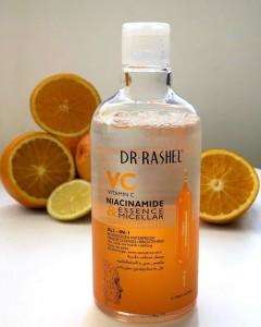 DR RASHEL VC niacinamide & essence micellar cleansing water(MOS)