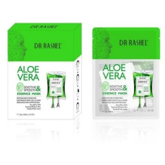 DR RASHEL aloe vera soothe & smooth essence MASK