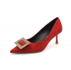 Ladies Shoes (RED) (36 to 38)