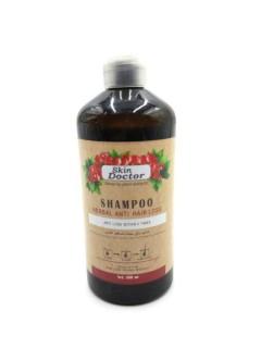 SKIN DOCTOR  SHAMPOO( HERBAL ANTI HAIRLOSS)(300ML)(MOS)