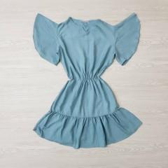 RED QUEEN Ladies Turkey Dress (BLUE) (S - M - L)