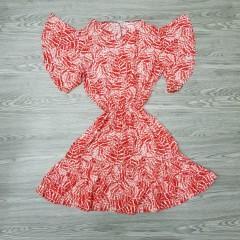 RED QUEEN Ladies Turkey Dress (RED) (S - M - L - XL)