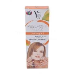 YC  yc peel off mask PAPAYA(MOS)