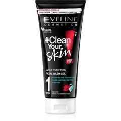 EVELINE eveline cosmetics ultra purifying facial wash gel (MOS)
