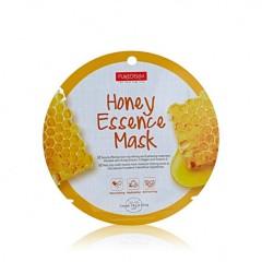 PUREDERM Honey Essence Mask(18g)(MOS)