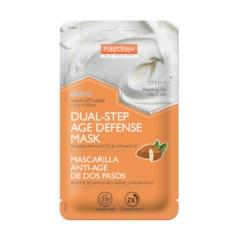 PUREDERM Dual-STEP AGE DEFENSE MASK(MOS)