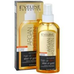 EVELINE eveline cosmetics hair oil elixir of gold(mos)