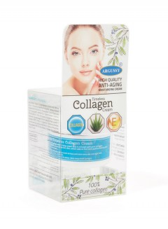 ARGUSSY argussy high quality anti aging Timeless Collagen cream(mos)