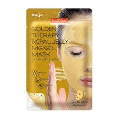 PUREDERM GOLDEN THERAPY ROYAL JELLY MG:GEL MASK(MOS)
