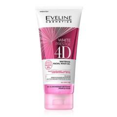 EVELINE eveline cosmetics white prestige 4d whitening facial wash gel (MOS)
