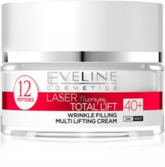 EVELINE Laser Therapy Total Lift Wrinkle Filling Face Cream 40+(50ml)(mos)