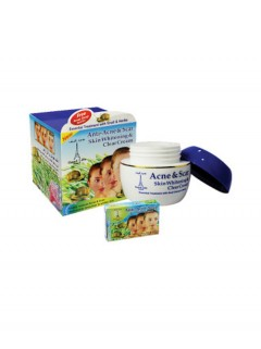 GOOD LIFE good life acne & scar skin whitening & clear cream (MOS)