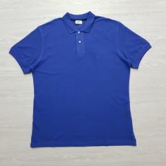 CAPORICCIO Mens T-Shirt (DARK BLUE) (XL)