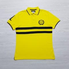 CAPORICCIO Mens Polo Shirt (YELLOW) (S - M - XXL)