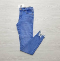 JOIN LIFE Ladies Jean ( BLUE ) ( 36 - 38 Size )