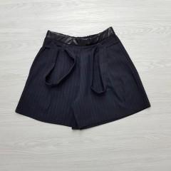 MISS CONDON Ladies Turkey Short (BLACK) (S - M - L)