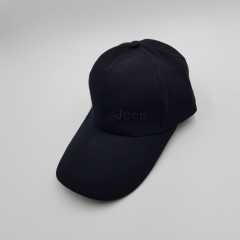 JEEP Mens Cap (ARSH) (BLACK) (FREE SIZE)