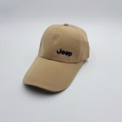JEEP Mens Cap (ARSH) (KHAKI) (FREE SIZE)