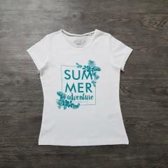 PEPPERTS Girls T-Shirt (WHITE) (7 to 12 Years)